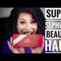 Super-September-Sephora-Beauty-Haul-30-New-Purchases-Perfume-Skincare-Makeup-Haul-Sept-2016