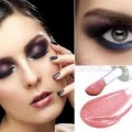 hairstyle-and-makup-Rose-Gold-Glam-Cat-Smokey-Eyes-Makeup-Tutorial-Melissa-Samways