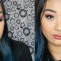 Blue-Iridescent-Glitter-Purple-Eye-Makeup-Tutorial-Perfect-For-Hooded-Eyes-Makeup-Monday