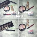 Burgundy-Eye-and-Cute-Lip-Makeup-Tutorial