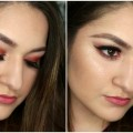 Drugstore-Fall-Makeup-Orange-Copper-Makeup-Tutorial