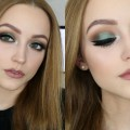 Emerald-Eyes-Makeup-Tutorial