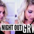GRWM-part2-Night-Edition-Hair-Makeup-OOTN-Karissa-Nichole