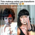 Makeup-Artist-can-Transform-into-ANY-CELEBRITY