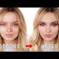 UPDATED-ACNE-SKINCARE-ROUTINE-All-New-Acne-Coverage-Soft-Glam-Makeup-Tutorial-with-easy-steps