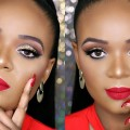 100-AFFORDABLE-DRUGSTORE-HOLIDAY-MAKEUP-TUTORIAL-GLITTER-EYES-RED-LIP-OMABELLETV
