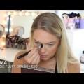 2016-Instagram-Baddie-Makeup-Tutorial-Matte-Eyes-Dark-Lips-OUTFIT