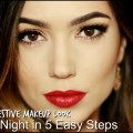 5-Step-Makeup-Tutorial-Holiday-Makeup-Edition