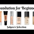 Beginners-Makeup-How-to-Buy-Apply-Foundation-Primer-Sakuras-Selection-Ep-1