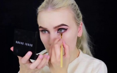 Dramatic-Eyes-With-Eyeliner-Makeup-Tutorial-Makeup-Tips
