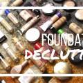 Foundation-Declutter-2016-Makeup-Declutter-Samantha-Ebreo