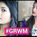 GRWM-Indian-Wedding-Guest-Makeup-Tutorial-