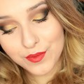 GRWM-New-Years-Eve-GOLDEN-SMOKEY-EYES-RED-LIPS-Bonnie-Greene