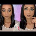 MAQUILLAJE-GRIS-Y-LABIOS-METLICOS-GRAY-EYES-AND-METALLIC-LIPS-MAKEUP-TUTORIAL-Andy-Lo