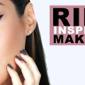 Rihanna-Inspired-Makeup-Tutorial-Collab-with-MakeupByEvon-Eman