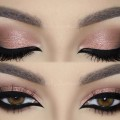 Rose-Glam-Holiday-Cat-Smokey-Eyes-Make-Up-Tutorial-Melissa-Samways