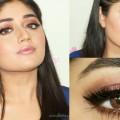 Soft-Pink-Makeup-Tutorial-for-Indian-skin-corallista