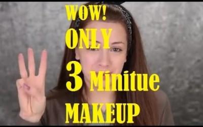 3-Minute-Makeup-Challenge