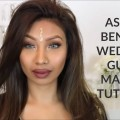 BENGALIINDIAN-WEDDING-GUEST-MAKEUP-TUTORIAL