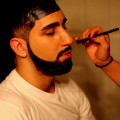 Drake-Celebrity-Make-Up-TutorialTransformation