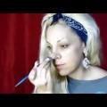 Easy-Eyes-n-Face-Makeup-Tutorial-ft.-Vanity-Planet-Makeup-Brushes-1
