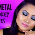 GUNMETAL-SMOKEY-EYES-Makeup-Tutorial-BeautybyIsh