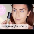How-To-Apply-Foundation-Find-Your-Shade-Beauty-Basics-1