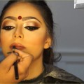 INDIAN-Bollywood-South-Asian-Wedding-Bridal-Makeup-Start-To-Finish