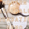 Modern-Minerals-Foundation-Review-and-Demo-Vegan-Cruelty-Free-Makeup