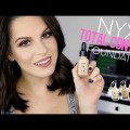 NEW-NYX-Total-Control-Foundation-Review-Demo