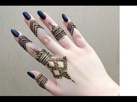 new stylish simple easy mehndi henna designs for beginners