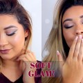 Soft-Glam-Makeup-Tutorial-NYX-Drop-Foundation