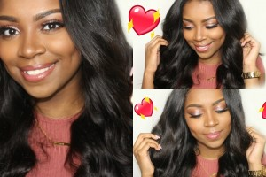 VALENTINES-DAY-SLAY-Makeup-and-Voluminous-Curls-Tutorial-My-Jewellery-Story-Haul