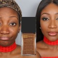 BLACK-RADIANCE-OIL-FREE-FOUNDATION-First-Impressions-Demo-Review-GIVEAWAY