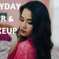 EVERYDAY-HAIR-MAKEUP-TUTORIAL-