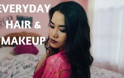 EVERYDAY-HAIR-MAKEUP-TUTORIAL-