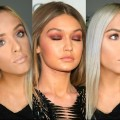 GIGI-HADID-INSPIRED-MAKEUPSmokey-Eyes-RameBorgogna-Base-Luminosa-Vanessa-Spada