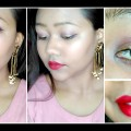 Indian-Wedding-Guest-Makeup-Look-Sexy-and-Glamorous-Makeup-Tutorial-Venus-Kumar