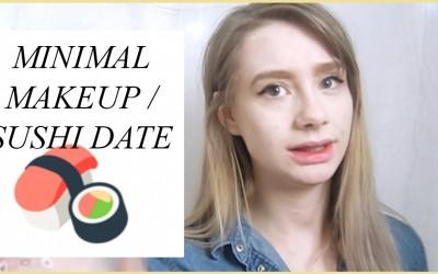 Minimal-Natural-Makeup-NO-Foundation-Sushi-Date
