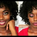 Smoky-Pink-Valentines-Day-Makeup-w-Bold-Lip