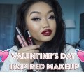 VAlENTINES-DAY-INSPIRED-MAKEUP-3-DIFFERENT-LIPS-MINIMAL-MINDS
