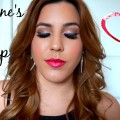 Valentines-Day-Makeup-Soft-Eyes-Metallic-Lips