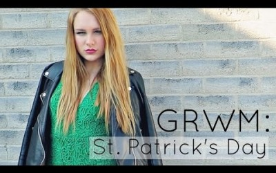 2017-St.-Patricks-Day-GRWM-Makeup-Hair-and-Outfit