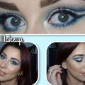 Blue-Cut-Crease-Nude-Lips-I-CAM-Makeup