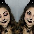 Easy-Sexy-Cat-Halloween-Makeup-Tutorial-BeautyByJosieK-2017