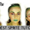 Forest-Sprite-Full-Makeup-Tutorial-Entry-For-NYX-Face-Awards-2017-UK