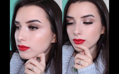 Fresh-Faced-SPRING-Drugstore-makeup-tutorial-review-of-NYX-Total-Control-Alex-Barone