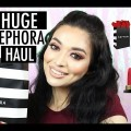 HUGE-SEPHORA-HAUL-2017-Makeup-Skincare-Products