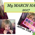 My-MARCH-HAUL-Makeup-Skincare-Jeffree-Star-Kevyn-Aucoin-MUA-More