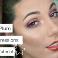 Sparkly-Plum-First-Impression-Makeup-Tutorial
